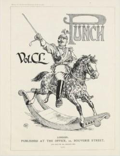 Punch, January 1916