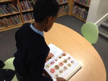 Reading HP