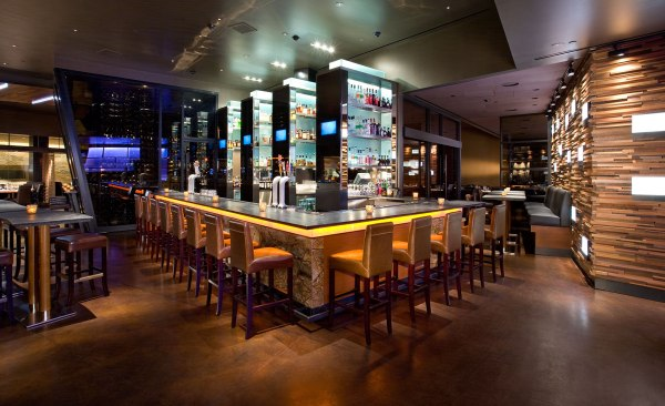 Lumiere Place - Hospitality Randy Burkett Lighting Design