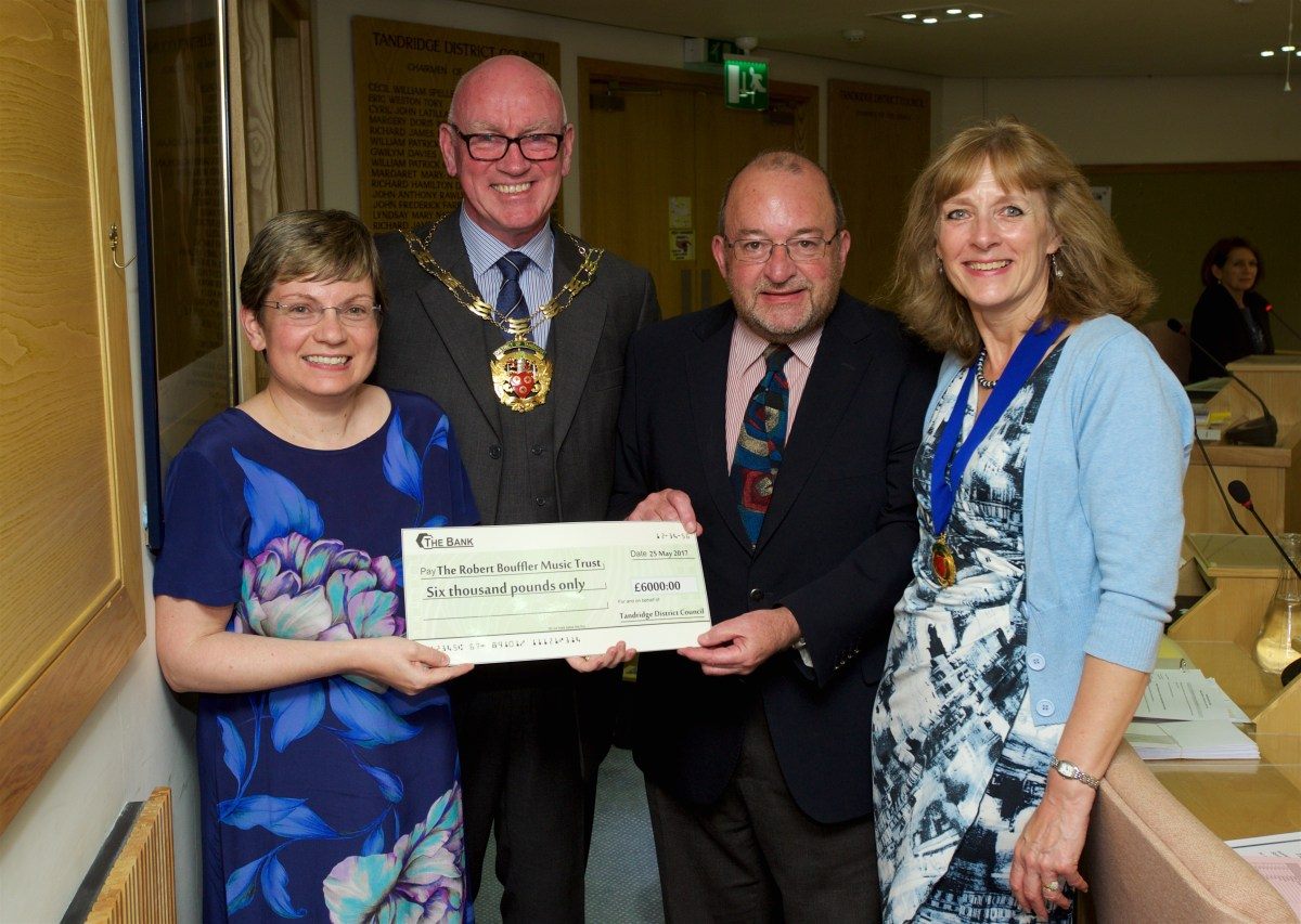 A great fund-raising year for the Trust