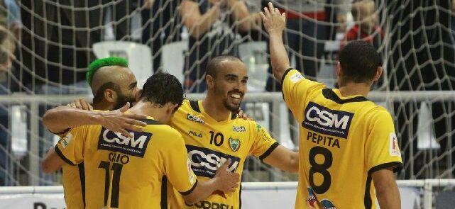 8eac40bbe9 Jaraguá Futsal quer estar na Semifinal