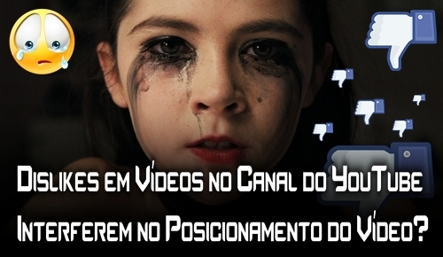 videos com mais dislikes do youtube