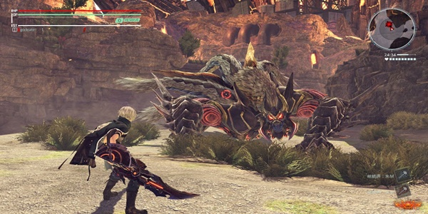 God Eater 3 Gameplay Trailer PS4 e PC Game de RPG Ação com