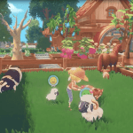 My Time at Portia Trailer de Lançamento PS4 Xbox One Nintendo Switch e PC