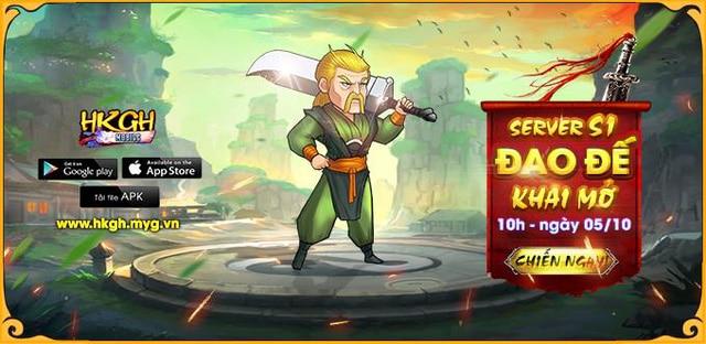 Game hiệp khách giang hồ bản mobile