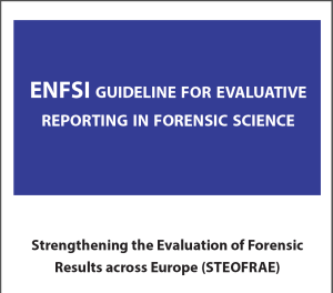 ENFSI Guide Evaluative Reporting