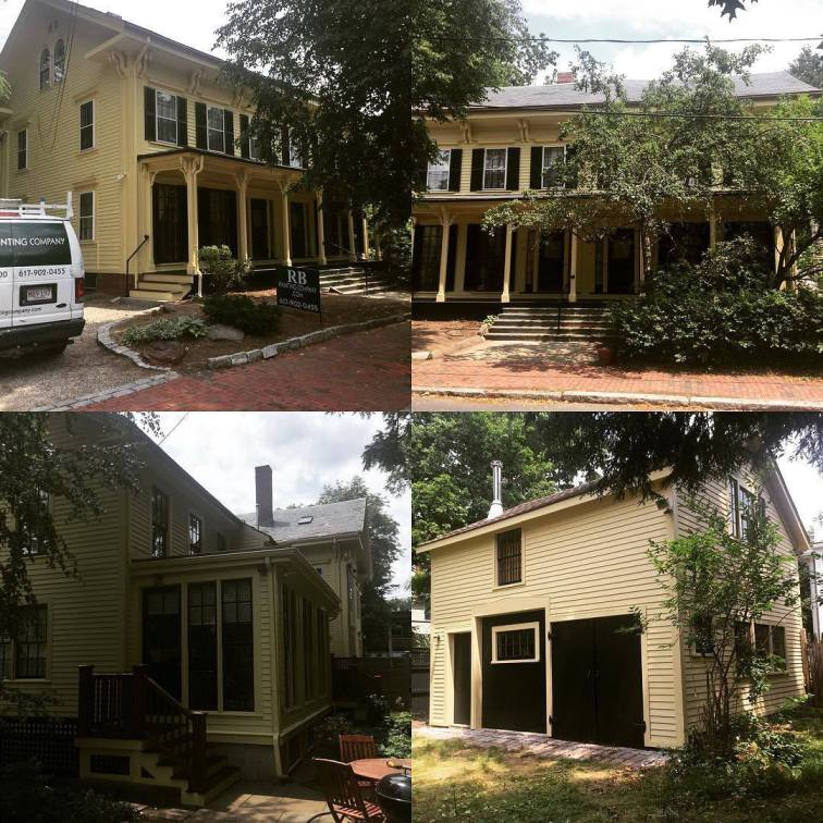 House Painting Contractors Greensboro: RB Painting Company, LLC
