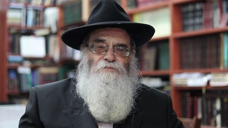 הרב צבי הרטמן