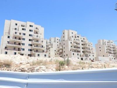 בניינים בנויים ברמה ד'