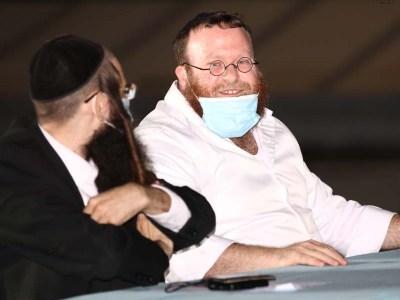 הרב ישראל מנדלסון שמח שההצבעה עברה