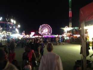 St. Lucie County Fair Midway