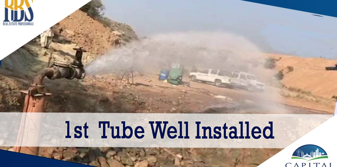 First Tube well