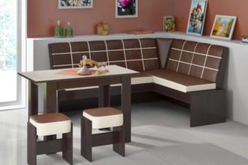 Кухонный уголок – стиль и комфорт в доме