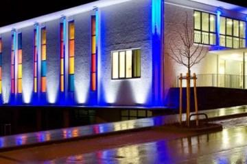 освещения для архитектурных объектов