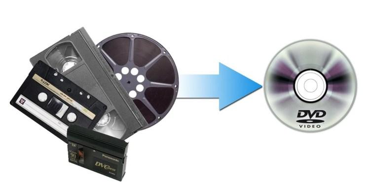 Оцифровка видеокассет в Москве