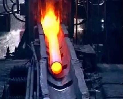 виробництво литих труб фото