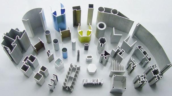 Алюминиевый профиль - все виды