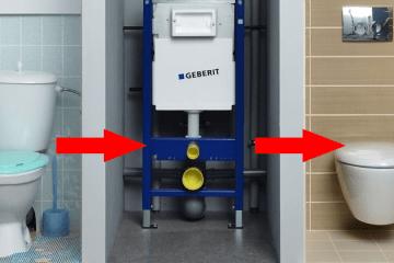 Системы сантехнической инсталляции