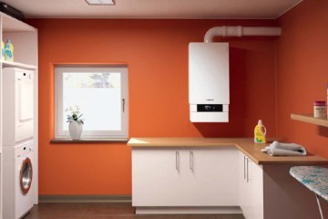 Wall mounted gas boilers - new generation devices