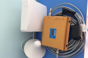 Саяжайларға арналған 3G сигнал күшейткіші