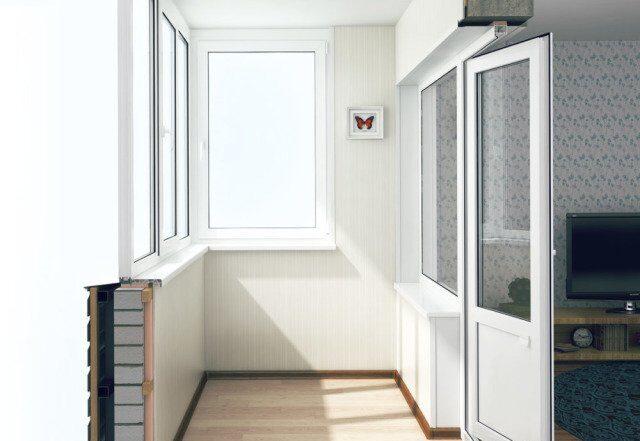 Недорогие балконы