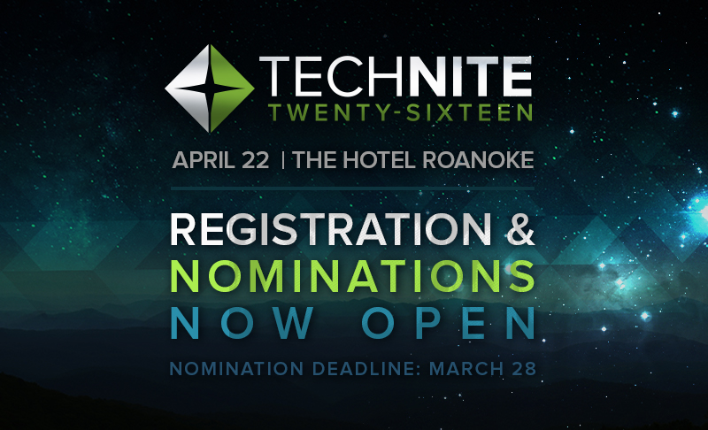 TechNite 2016: Registration and Nominations Now Open