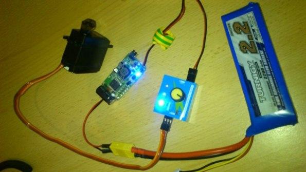 Servo Tester Circuit Servo Tester Schematic
