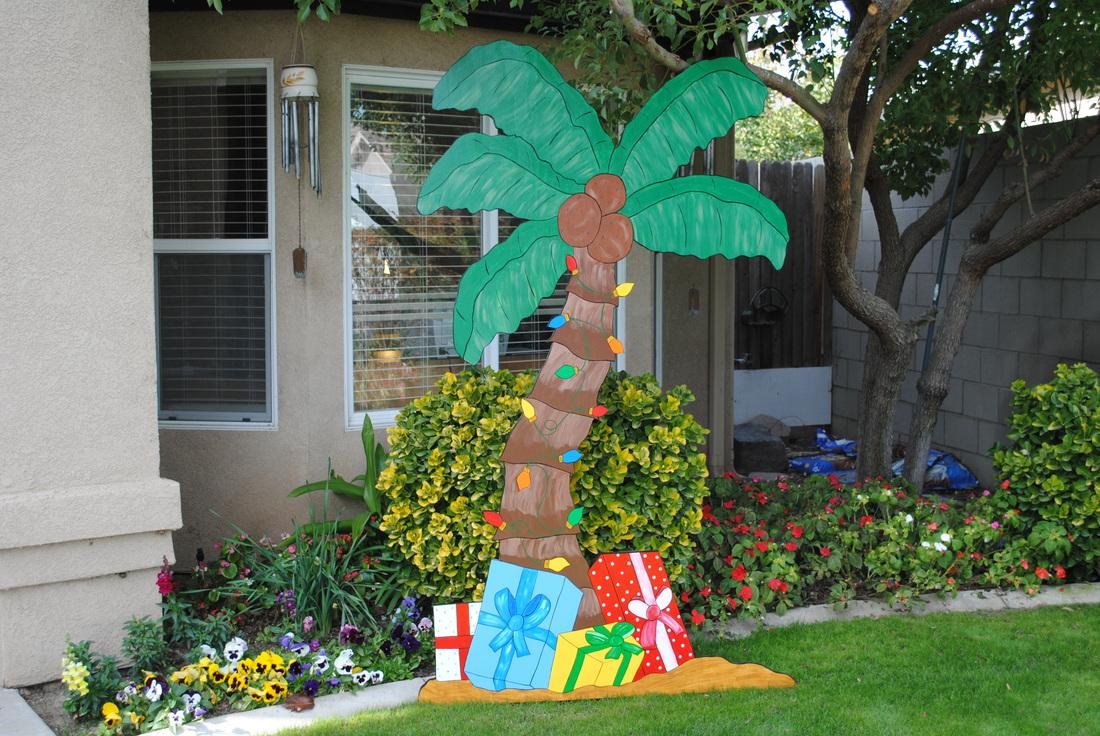 Outdoor Yard Art Decorations