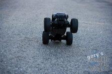 Dank 2S - 60C LiPo Akkus macht der Stampede Wheelies ohne Ende