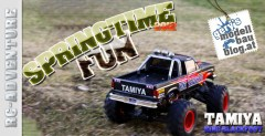 Buddy-Icon von gerysblog Tamiya Blackfoot - Springtime Action