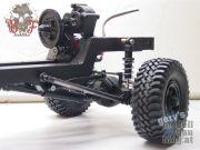 Ford F-150 - Rahmen mit Axial Getriebe