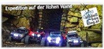 Scale Expedition auf der Hohen Wand in Niederösterreich