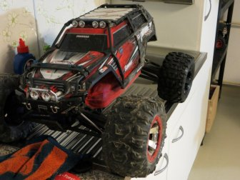Medial Pro Mud Rocker 4.0 auf Traxxas Summit