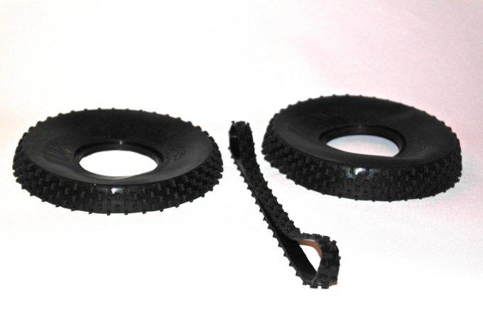 Reifen verschmälern - Voodoo 2