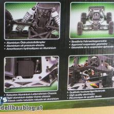 SandStorm one8 - Brushless Antriebssystem
