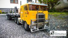 Tamiya Truck - GLOBE LINER