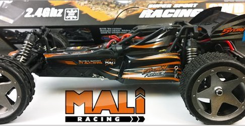 MALi Racing - StormFighter2 - RTR - Buggy