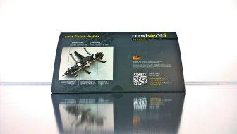 Verpackung - Crawlster 4S - hinten