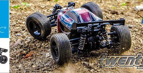 Mini Buggy twenty4 B - 4WD RTR - 1:24