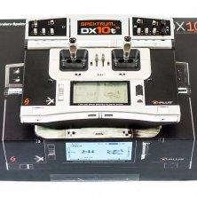 Ausgepackt: Pultsender SPEKTRUM DX10t von HORIZON HOBBY