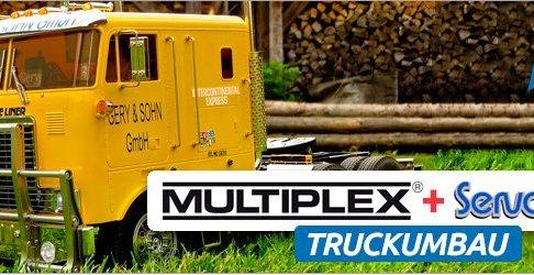 Tamiya Truck Tuning - Soundmodul & Fernsteuersystem