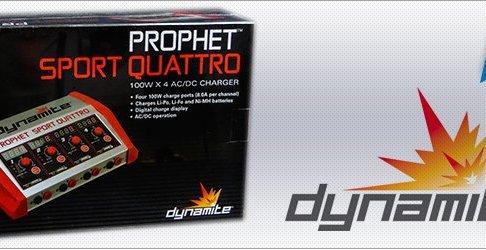 Dynamite Prophet Sport Quattro