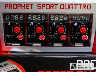 Reduzierte Bedienung - Ladegerät - Dynamite Prophet Sport Quattro