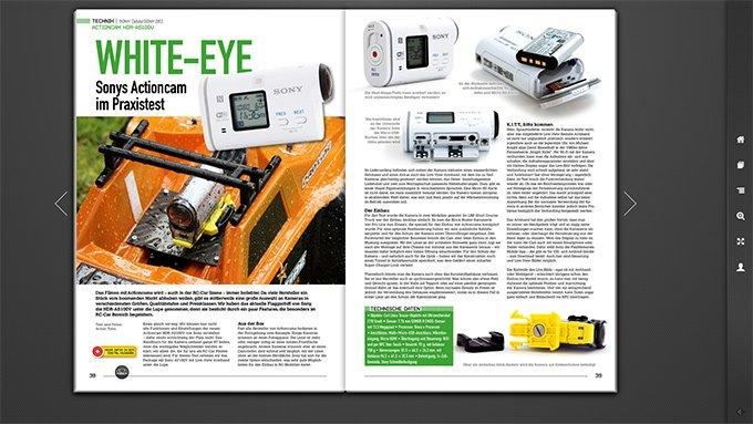 Testbericht CARS & Details - Ausgabe 03/2015