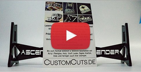 Custom Cuts - Außergewöhnliche Modellbauteile