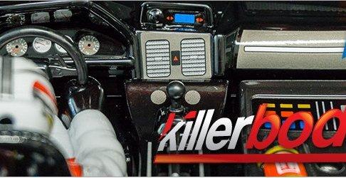 Killerbody RC Cockpit #48513 - Interieur unboxing