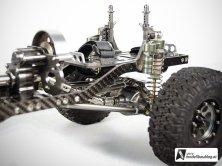 Aluminium 4 Link Aufhängung