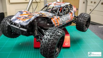 "Unboxing – Absima Sand Buggy ""ASB1BL"" Hotshot 4WD"