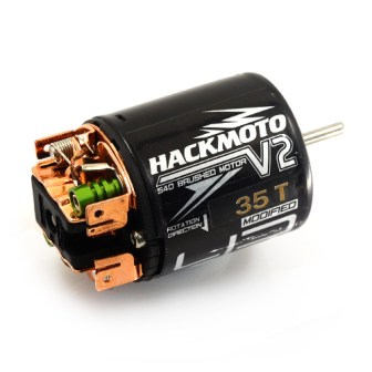 Yeah Racing Hackmoto V2 35T 540 Brushed Motor #MT-0014