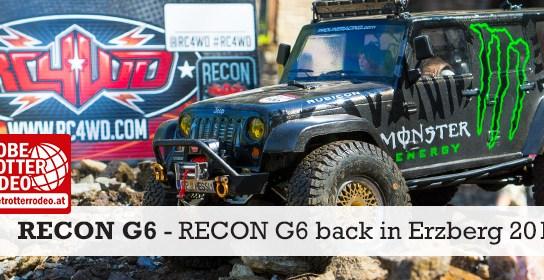 RECON G6 back in Erzberg, Austria 2016